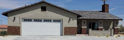 Apple Valley Single Family Home For Sale: 20886 Sitting Bull Road
