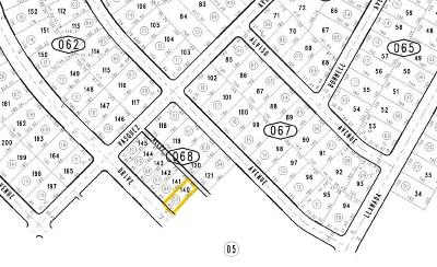 Victorville CA Commercial Lots & Land For Sale: $25,000