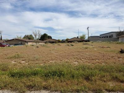 Victorville CA Residential Lots & Land For Sale: $94,500