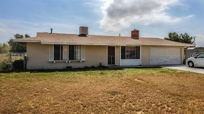 Apple Valley Single Family Home For Sale: 21963 Klickitat Avenue