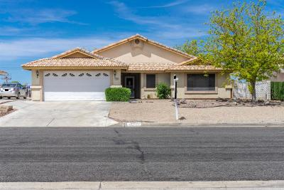 Helendale Single Family Home For Sale: 14968 Tournament Drive