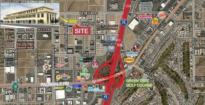 Victorville CA Commercial Lots & Land For Sale: $599,000