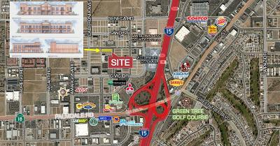 Victorville CA Commercial Lots & Land For Sale: $315,000