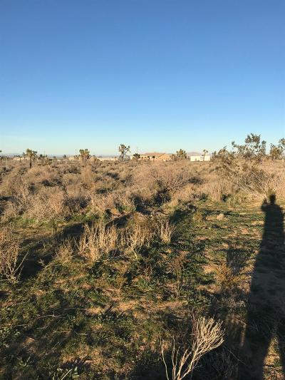 Victorville CA Residential Lots & Land For Sale: $79,000