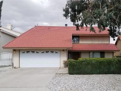 Victorville Single Family Home For Sale: 13735 Spring Valley Parkway