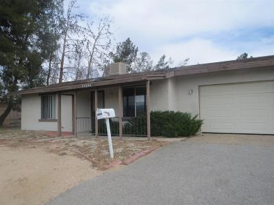 Hesperia Single Family Home For Sale: 19244 Rocksprings Road