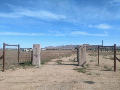 Apple Valley CA Residential Lots & Land For Sale: $99,000