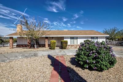 Hesperia Single Family Home For Sale: 11081 4th Avenue