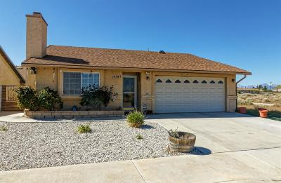 Victorville Single Family Home For Sale: 15785 Cedarwood Place