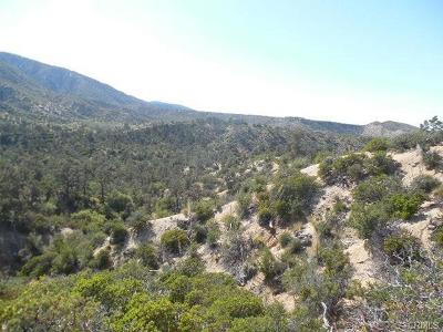 Pinon Hills Residential Lots & Land For Sale: Homeridge Drive