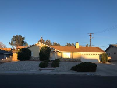 Victorville Single Family Home For Sale: 14227 Brentwood Drive
