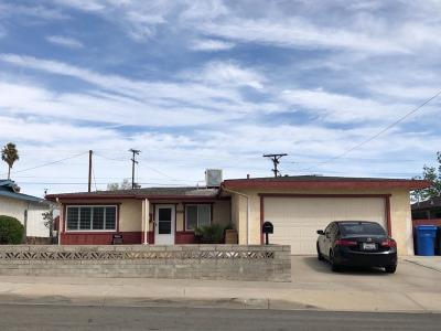 Barstow Single Family Home For Sale: 1141 Roberta Street