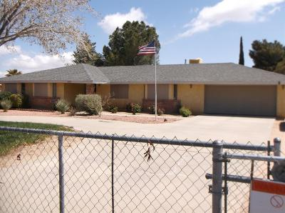 Hesperia Single Family Home For Sale: 8395 Hickory Avenue