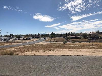 Victorville CA Residential Lots & Land For Sale: $17,000