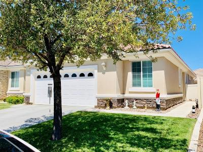 Apple Valley Single Family Home For Sale: 19374 Shamrock Road