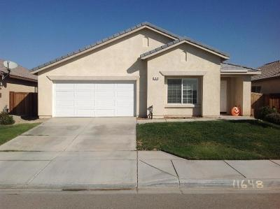 Victorville Single Family Home For Sale: 11648 Dos Palmas Road