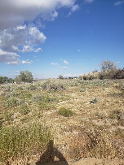 Lucerne Valley CA Residential Lots & Land For Sale: $5,000