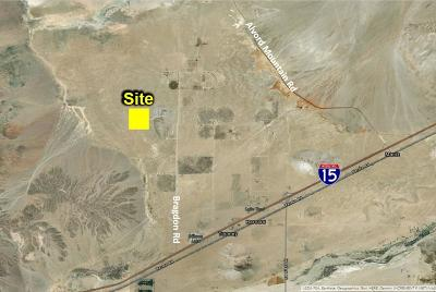 Newberry Springs CA Residential Lots & Land For Sale: $32,000