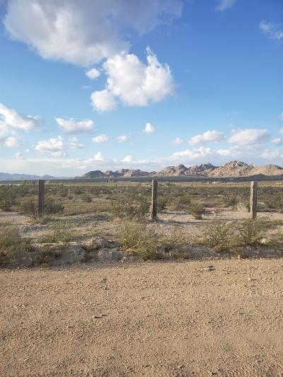Lucerne Valley CA Residential Lots & Land For Sale: $15,000