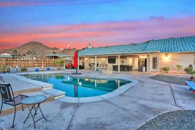 Apple Valley Single Family Home For Sale: 19564 Roanoke Road