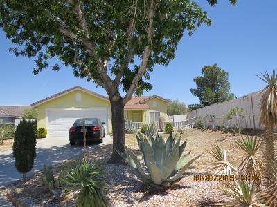 Adelanto Single Family Home For Sale: 14467 Harvard Court