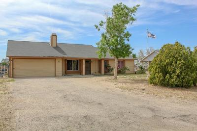 Apple Valley CA Single Family Home For Sale: $210,000