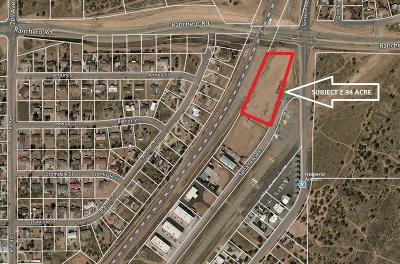Hesperia CA Commercial Lots & Land For Sale: $299,000