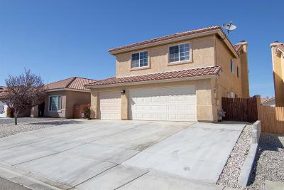 Victorville Single Family Home For Sale: 17648 Dayton Street