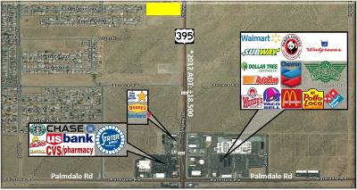 Adelanto CA Commercial Lots & Land For Sale: $39,252,960