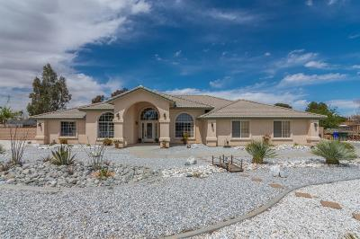 Apple Valley Single Family Home For Sale: 20260 Ituma Road