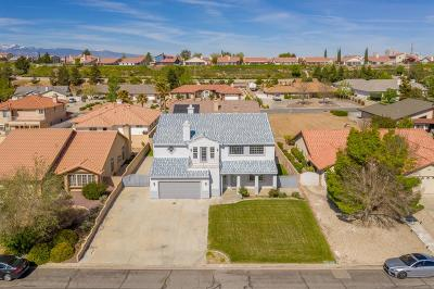 Victorville Single Family Home For Sale: 12960 Yellowstone Avenue