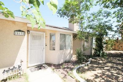 Barstow Single Family Home For Sale: 28132 Calico Drive