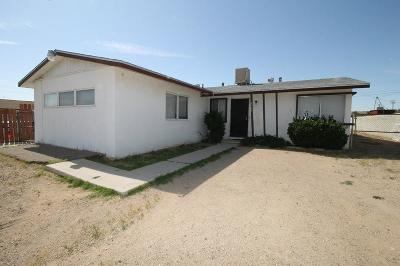 Barstow Single Family Home For Sale: 1928 Forane Street