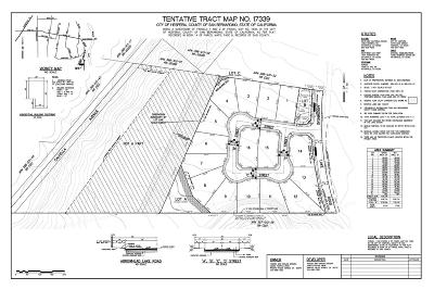 Hesperia CA Residential Lots & Land For Sale: $1,440,000