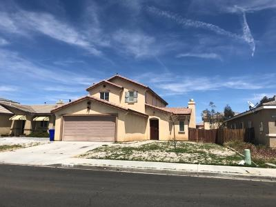 Victorville Single Family Home For Sale: 14180 Round Up Road