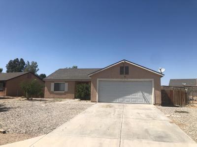 Adelanto Single Family Home For Sale: 10452 Kemper Avenue