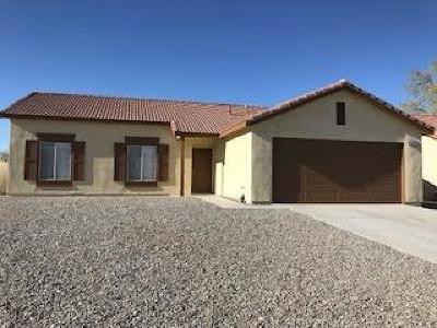 Adelanto Single Family Home For Sale: 10804 Wakefield Street E