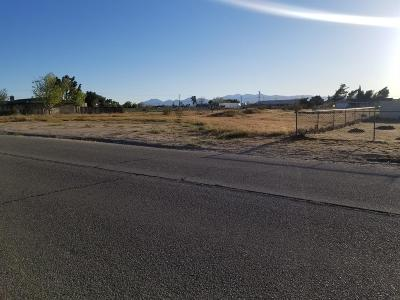 Hesperia CA Residential Lots & Land For Sale: $85,000