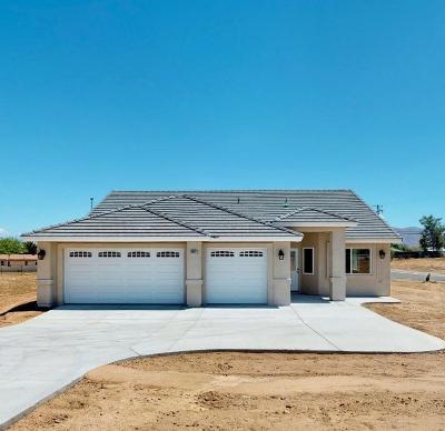 Hesperia Single Family Home For Sale: 9661 I Avenue