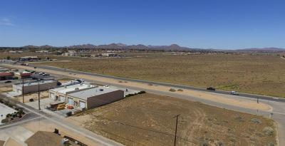 Apple Valley CA Commercial Lots & Land For Sale: $44,500