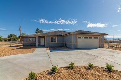 Victorville Single Family Home For Sale: 16088 Village Drive
