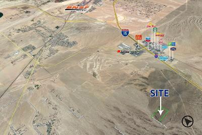 Barstow CA Residential Lots & Land For Sale: $15,000