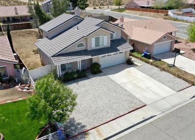 Adelanto Single Family Home For Sale: 11721 Oxford Street