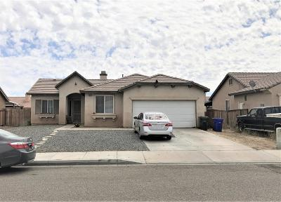 Adelanto Single Family Home For Sale: 14549 Barksdale Circle