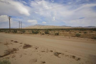 Apple Valley CA Residential Lots & Land For Sale: $85,000