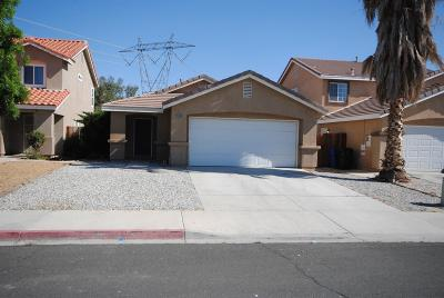 Victorville Single Family Home For Sale: 14448 Carter Court
