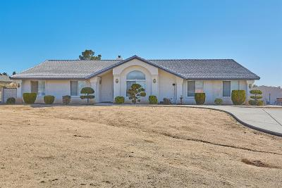 Apple Valley Single Family Home For Sale: 14079 Monte Verde Road