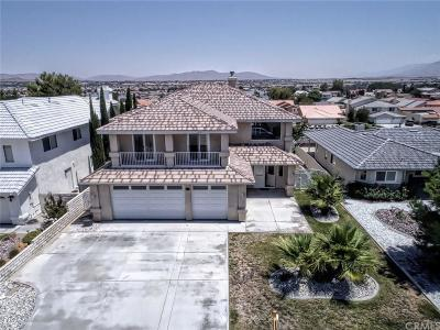 Victorville Single Family Home For Sale: 13345 Alta Vista Drive