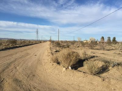 Adelanto Residential Lots & Land For Sale: Villa Street