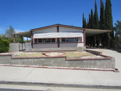 Victorville Single Family Home For Sale: 13970 Victoria Court